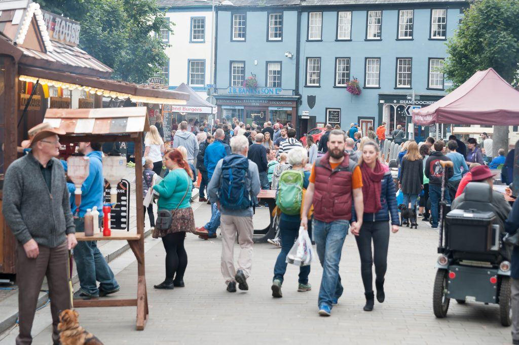 Taste Cumbria's flagship food and drink festival is back – and there are new attractions in store.