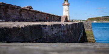 West Pier Lighthouse. Picture: Michael Lishman