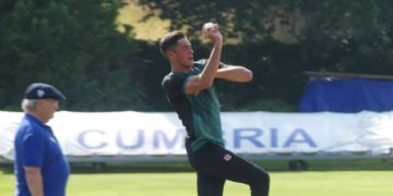 Will Stanway took five wickets to push Furness nearer title