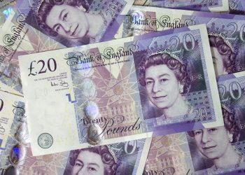 £20 bank notes
