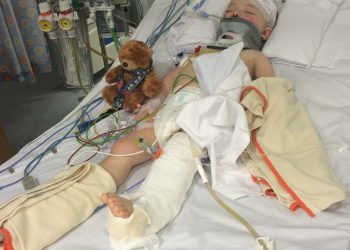 The mother of a girl who was only given hours to live after a serious car crash has spoken of the incredible progress her daughter has made in the six years that followed.   Ava Pearson, from Maryport, was aged two when the car she was in collided with a tanker on the A66 near Cockermouth