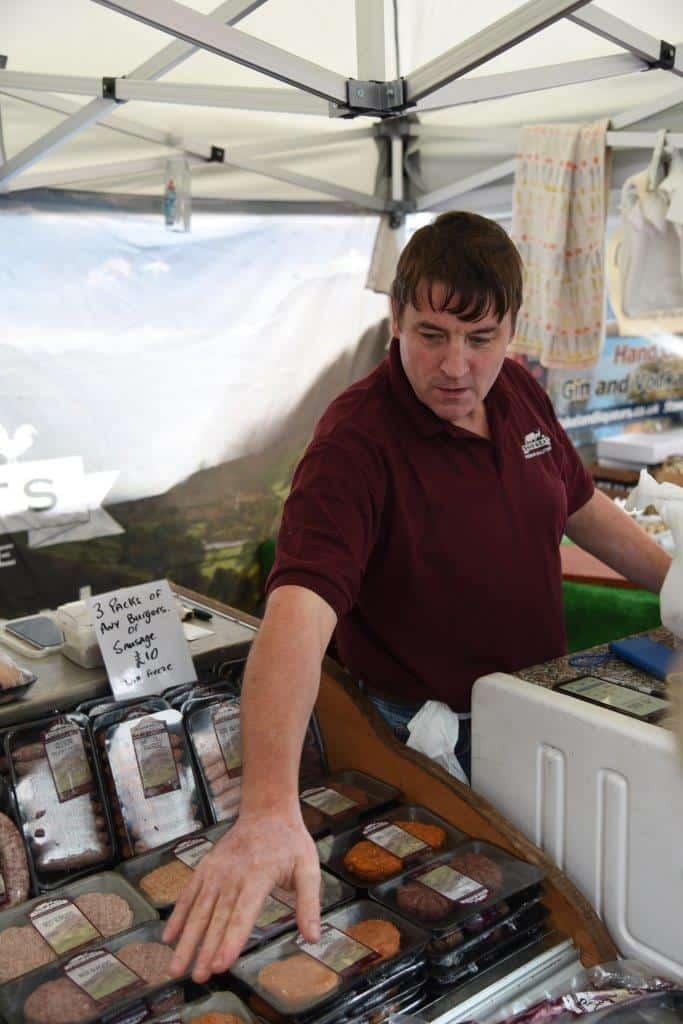 Barry Shaw, of Aspatria's Shaw Meats