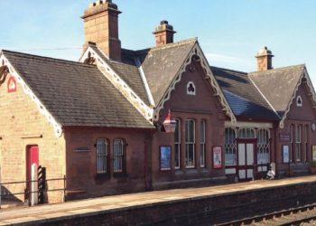 Brief Encounter, Langwathby station