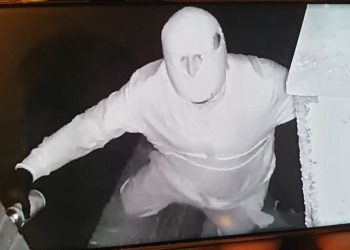 Police have released CCTV footage of a man they would like to speak to as part of a probe into criminal damage in Walney
