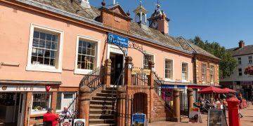 Carlisle's Old Town Hall
