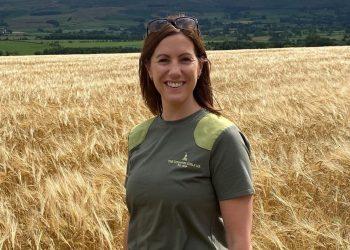 Caroline Raine, NWA's new head of farm advisory services