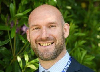 Chetwynde School headteacher Steve Jefferson