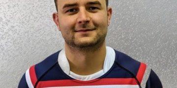 Chris Auld, the new Carlisle RUFC first XV captain