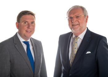 Chris and Graham Lamont, of Lamont Pridmore