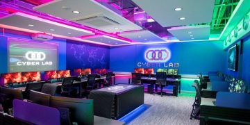 Cyber lab at Energus