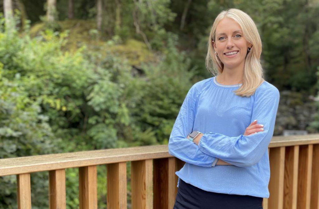 Dani Hope, of Lake District Hotels