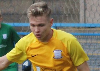 Ethan Walker, who spent last season on loan with Carlisle United, has been sent out on loan again by parent club Preston North End