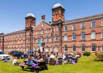 Fusehil Street campus University of Cumbria