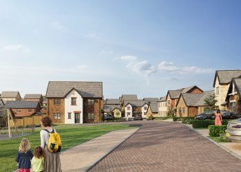Work has started on an 81-home development near Workington.  Developer Genesis Homes has promised to include 4.5 acres of open space and play areas as part of the plans, which will be built on Farries Field site in Stainburn.