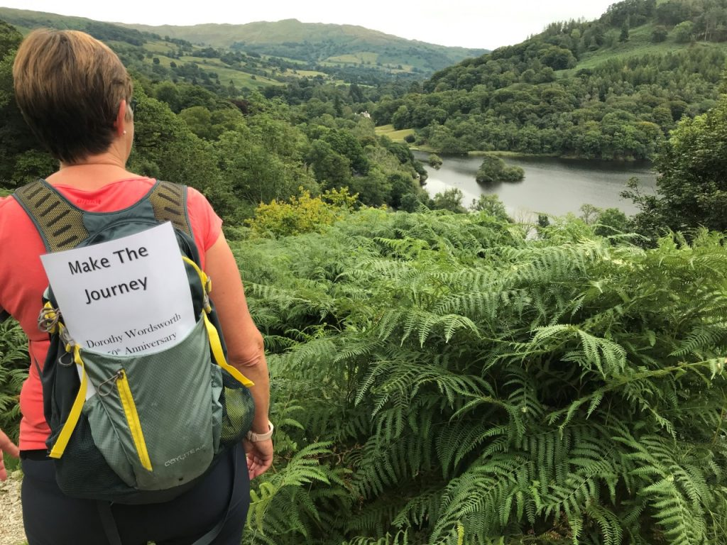 Two volunteers at Wordsworth House and Garden in Cockermouth have shared photos and a poem inspired by Dorothy Wordsworth's 250th anniversary.