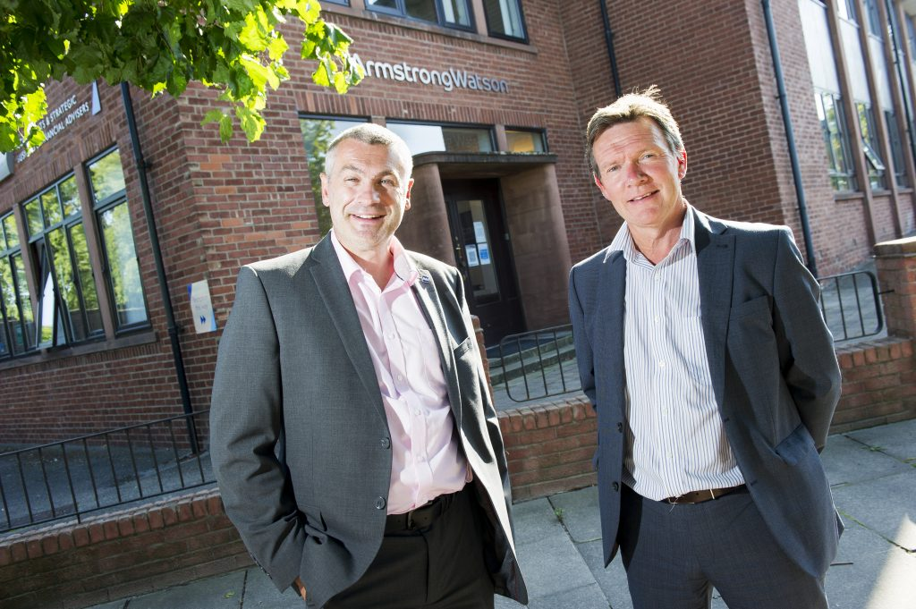 Armstrong Watson is to acquire the financial services business of Burnetts Solicitors.