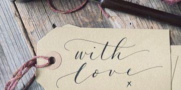 Jill Liley Calligraphy