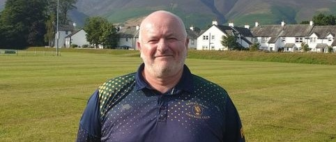 Keswick have a new coach for the 2021/22 season in Frank Hewett-Smith who moved up from assistant after Richard Metcalf stood aside.