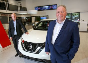 Lookers has transformed its  Nissan Carlisle dealership