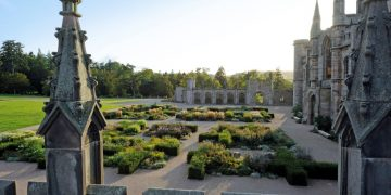 Lowther Castle and Gardens Picture: Lowther Castle