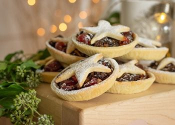 Ginger Bakers mince pies