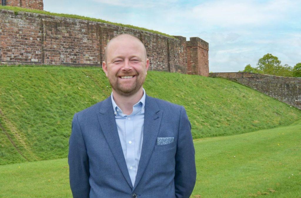 Paul Doyle, Carlisle branch manager for H&H Land & Estates