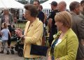 Princess Anne at Westmorland County Show