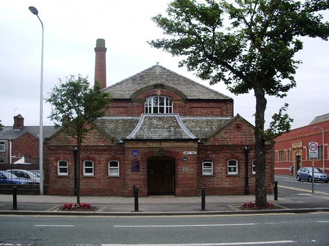 Ramsden Hall, Barrow.