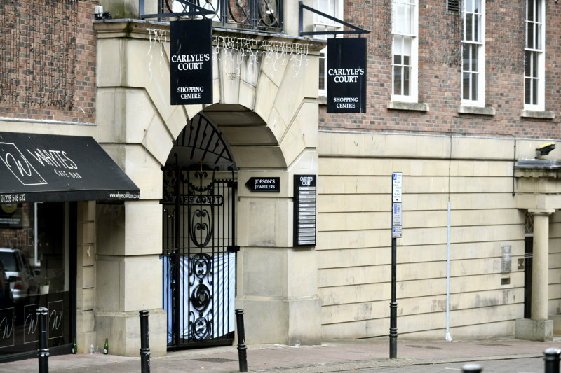 A leading detective says that a big part of investigations into the murder of a Carlisle man centre around those involved in supporting the two main suspects.