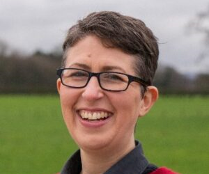 Prof Sarah Brindle
