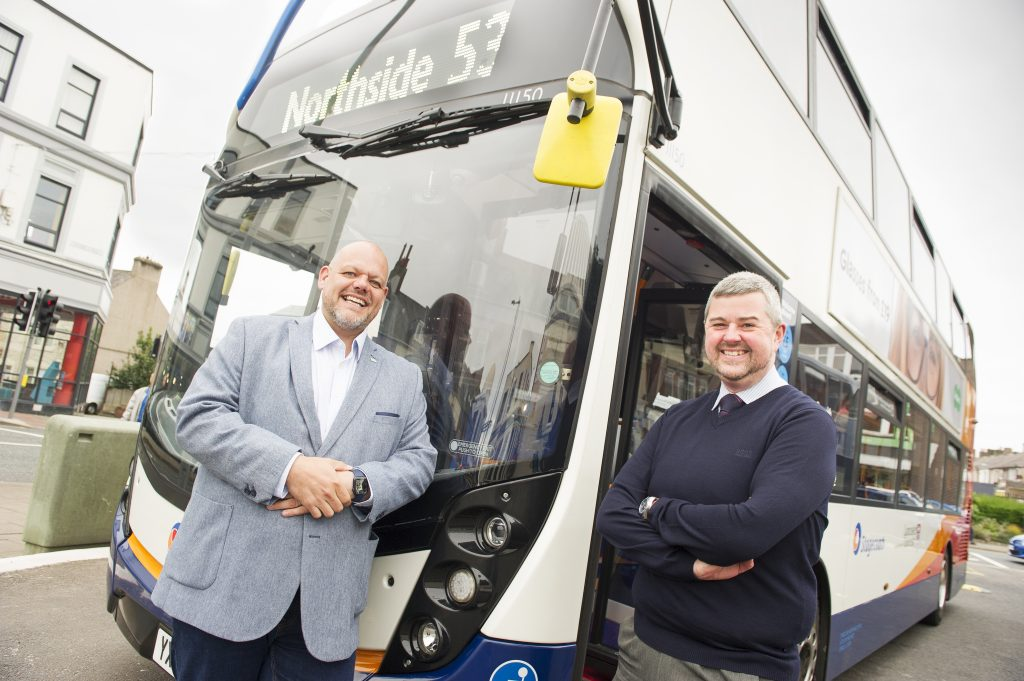 A new bus service that will serve local residents in the Workington area has hit the road.