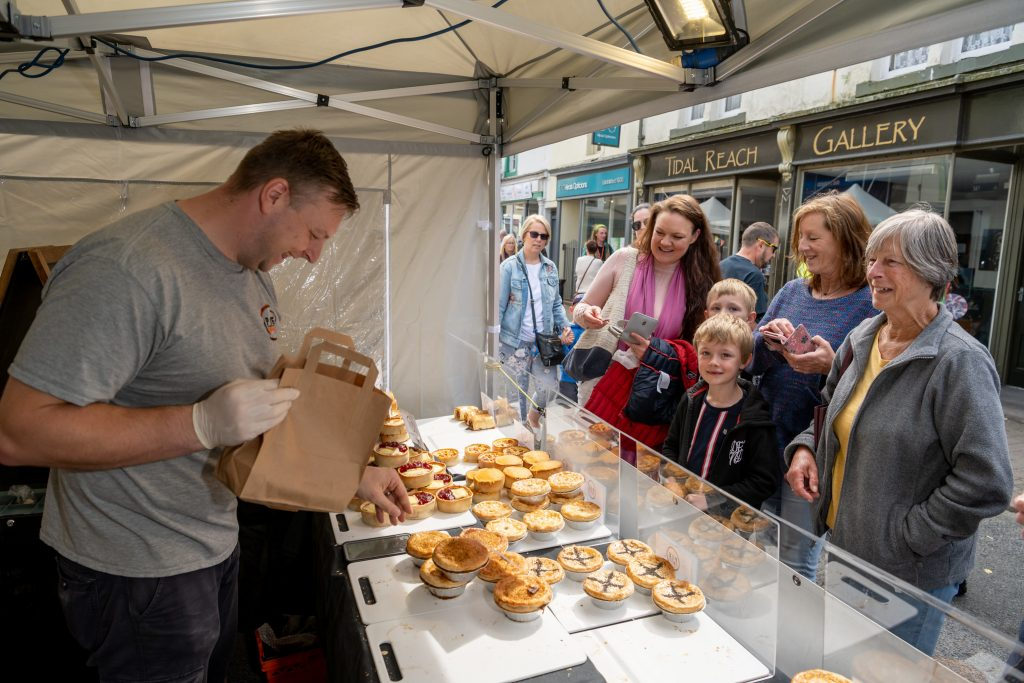 A Maryport festival is estimated to have boosted the local economy to the tune of half a million pounds.