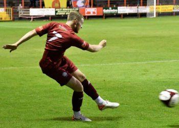 The only goal from Rowan Roache (Ben Challis)