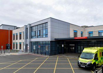 A&E at West Cumberland Hospital