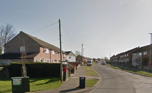 Westrigg Road, Carlise. Picture: Google Maps