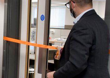 Barrow MP Simon Fell opens new kidney disease centre in Ulverston