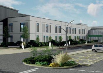 Phase 2 of the West Cumberland Hospital
