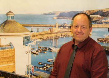 Andy Pratt, Copeland's Portfolio Holder for Environment and Inclusive Communities