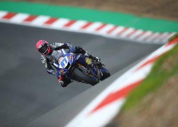 Cumbrian rider Brad Perie