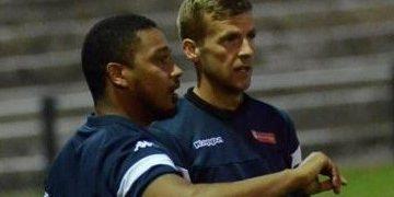 Chris Humphrey and Shaun Gardner