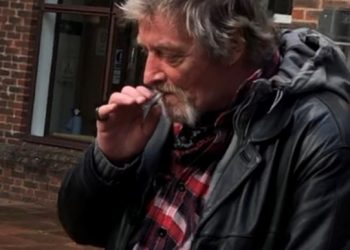 Jeffrey Hayton, 55, was living in squalor within multi-occupation accommodation at New Road when his crime occurred over the course of several months last year.