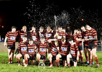 Hensingham U16s win the Grand Ginal and the treble (Ben Challis)