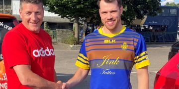 Jonty Gorley and Dave Eccleston