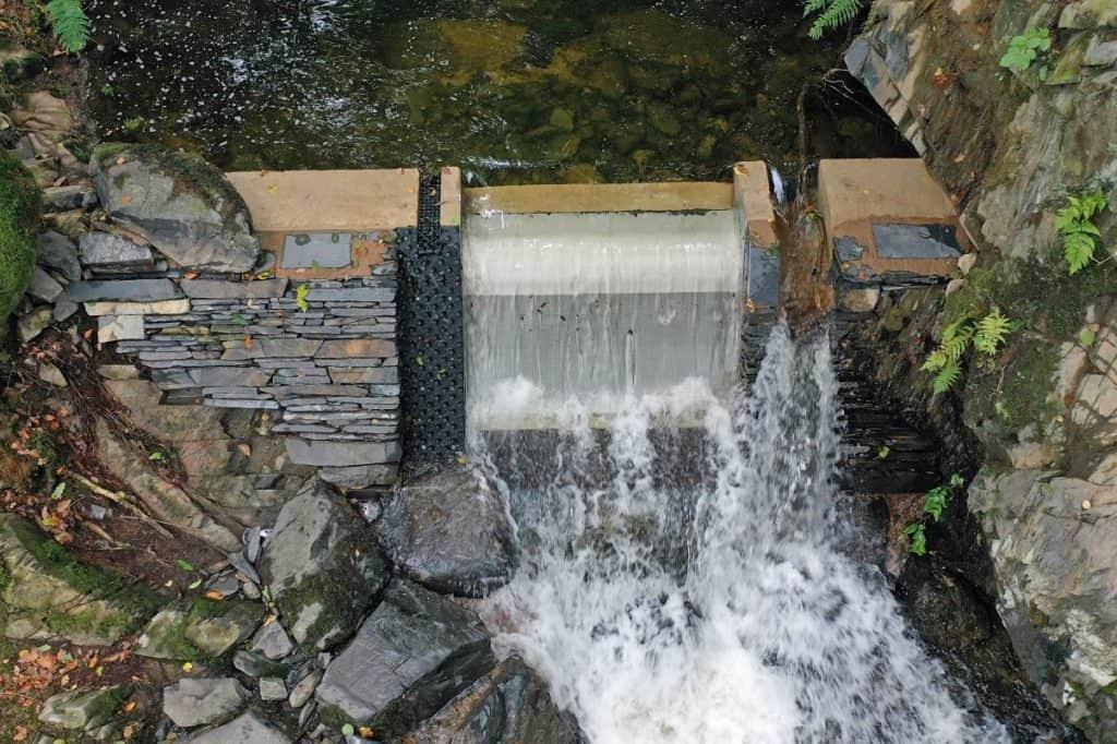 Low Wood Bay hydro power scheme