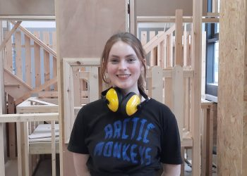 Nell Tomlinson has been shortlisted for Skillbuild 2021 National Finals