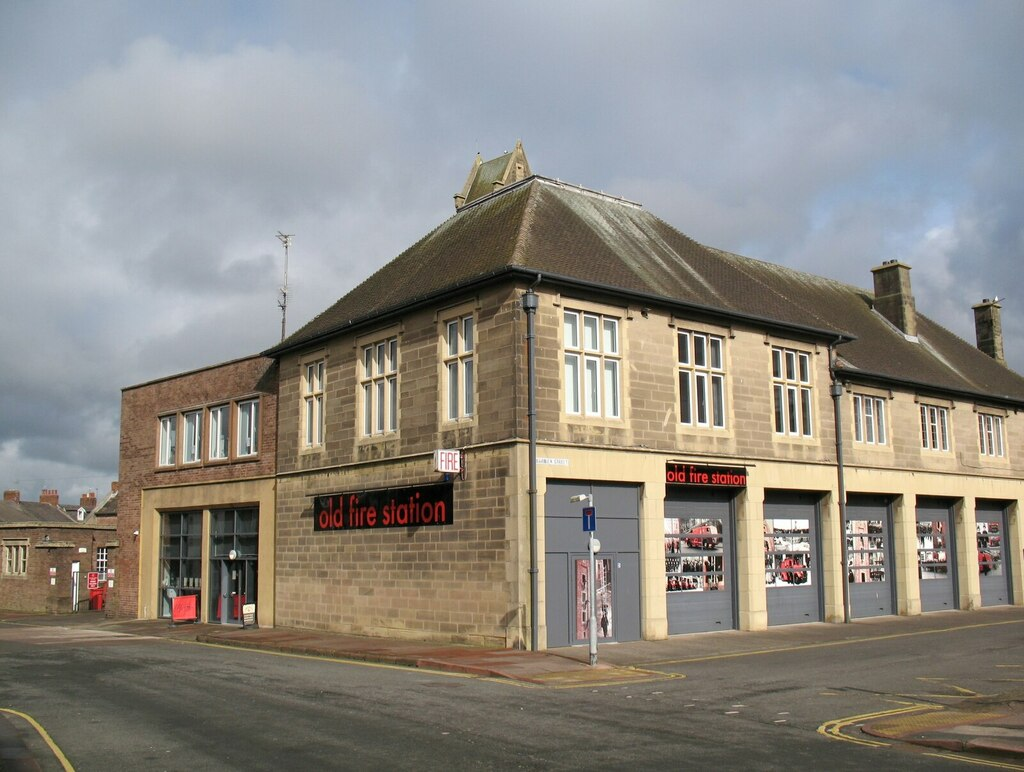 The Old Fire Station in Carlisle