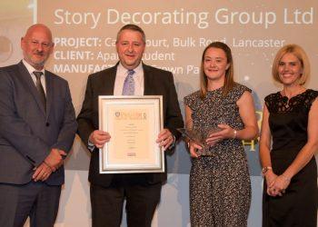 Story Group pick up five accolades at PDA Awards