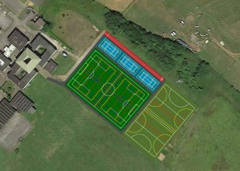 Proposed The Whitehaven Academy sports pitches