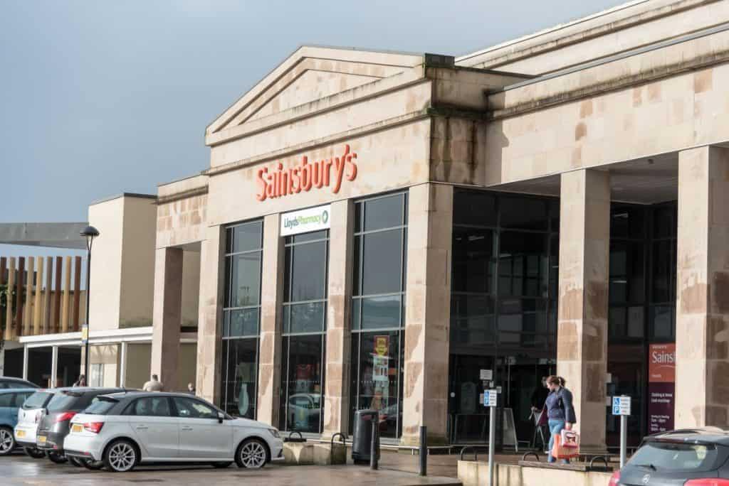 Sainsbury's in Penrith