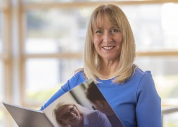 Sarah Allison, of Cumbria Innovations Platform. Picture: Jonathan Becker